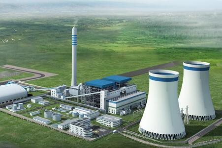 发电厂、炼钢厂